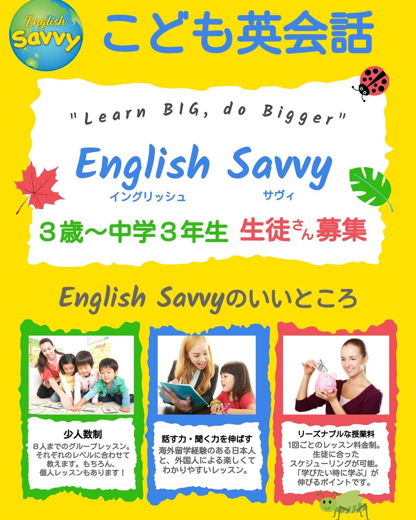 English Savvy Blog from Instagram